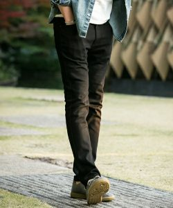 【NRBAN RESEARCH ROSSO MEN】 Lee別注AERO-TOUCHE Skinny