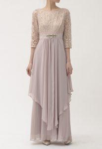 昼に着るドレス「アフタヌーンドレス」
