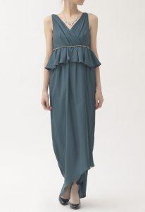 夜に着るドレス「イブニングドレス」