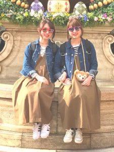 お洒落カジュアルスタイルでつくる双子お揃いコーデ!