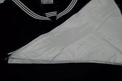 セーラー服の三角スカーフ