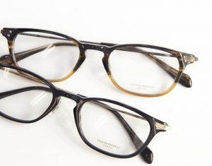 「クラシック」や「レトロ」なメガネ!ウェリントン