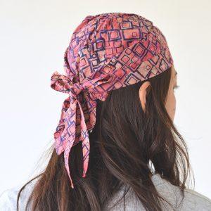 What is a bandana cap