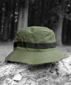 【The DUFFER of ST.GEORGE】 REVERSIBLE BOONIE HAT