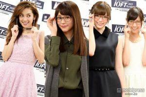 「今メガネがもっとも似合う各界の著名人」に贈られる日本ベストドレッサー賞