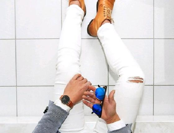 white-pants-mens-tacky