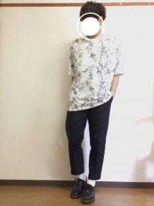 ユニクロのイージーアンクルパンツのメンズコーデ10選!