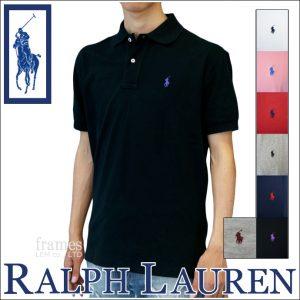 ポロシャツのおすすめメンズブランド RALPH LAUREN