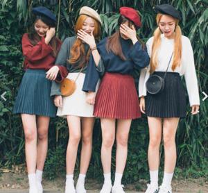 女子高生は外せないアイテムはこれ!おすすめ秋・冬ファッション♡