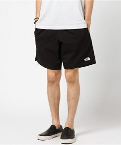 Black short pants [THE NORTH FACE (the north face)]