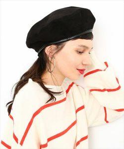 かぶるだけでお洒落になれるベレー帽♡かぶり方はこれ!
