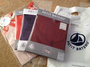 2018年PETIT BATEAU(プチバトー)レディース福袋