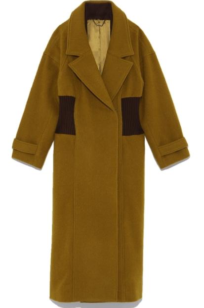 リリーブラウン2018年冬 コート1