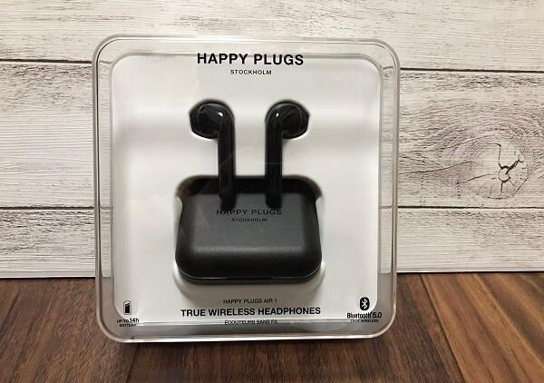 happyplugs-air1のブラック
